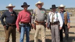 Neuse River Regulators at End of Trail 2013